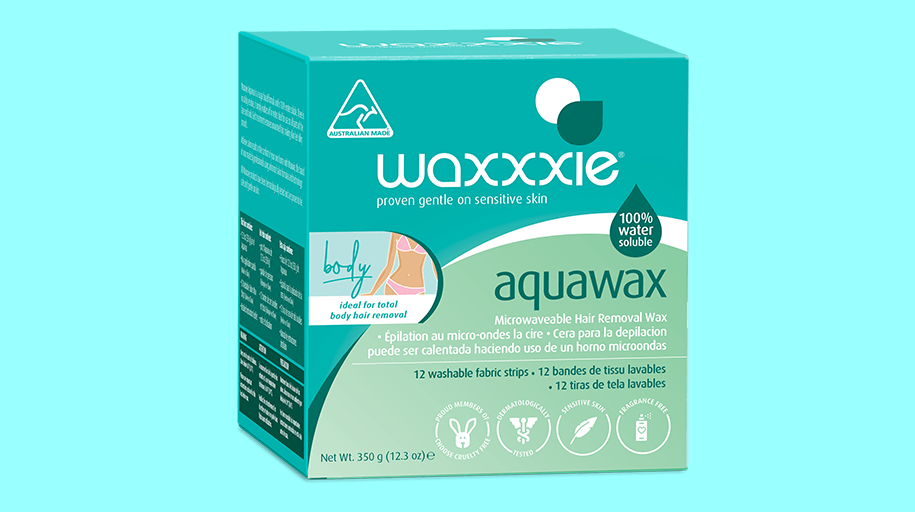 Wax for body hair removal